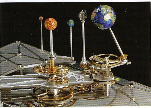 Planétaire-Tellurium