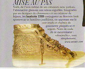 chaussures ues0001
