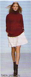 ensemble jupe pull tara jarmon