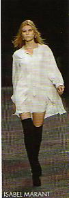 Robe chemisier Isabel Marant