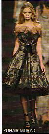 robe la parisienne zuhair murad