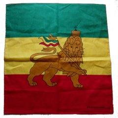 BANDANA-LION