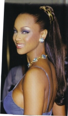 TYRA BANKS PONY A 1