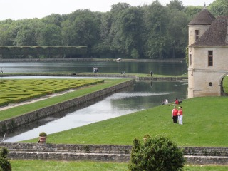 parc chateau de villarceaux 4