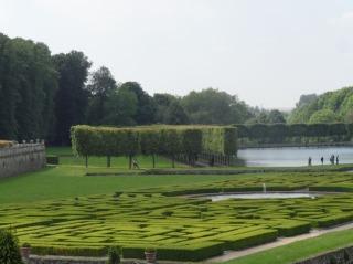parc chateau de villarceaux