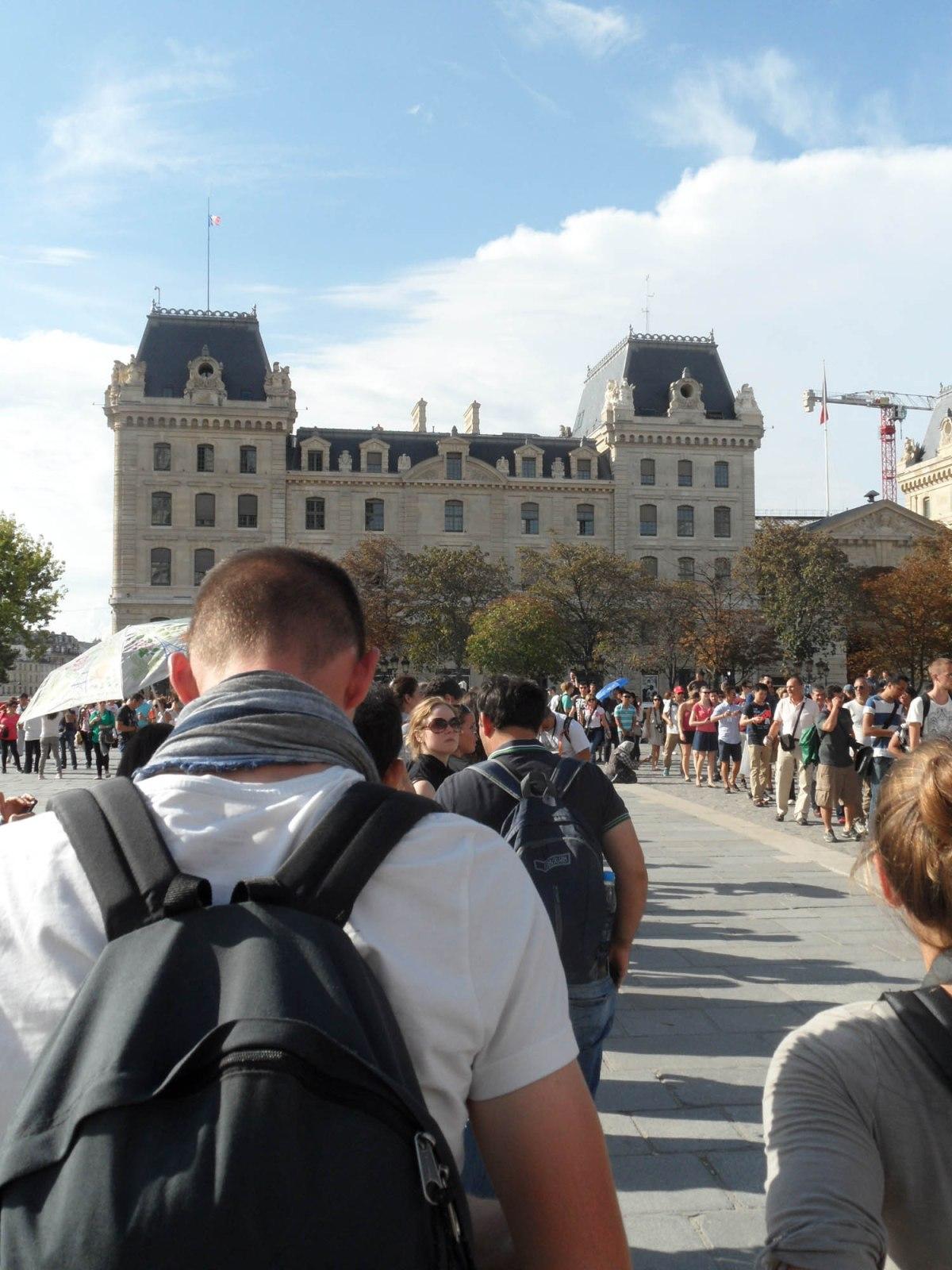 Journée du patrimoine Paris
